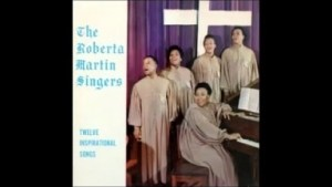The Roberta Martin Singers - Only A Look
